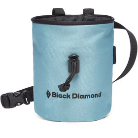 Black Diamond Mojo Chalk Bag Gr. S/M, caspian